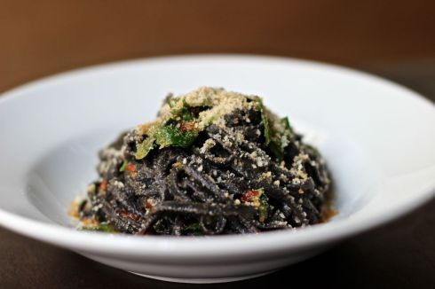 Linguine nero